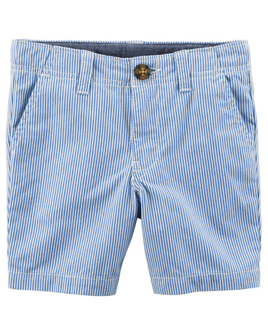 Short Carters de rayas