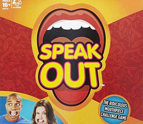 Juego de mesa Speak out