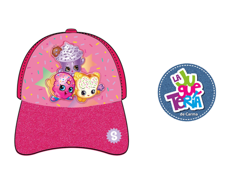 Gorra de Shopkins