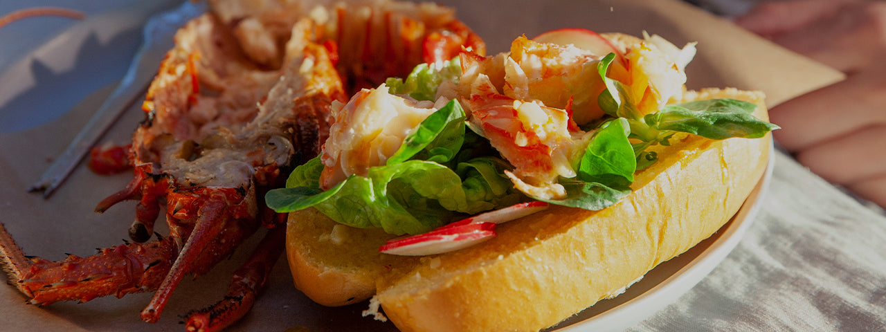 RECIPE | BBQ Lobster Rolls