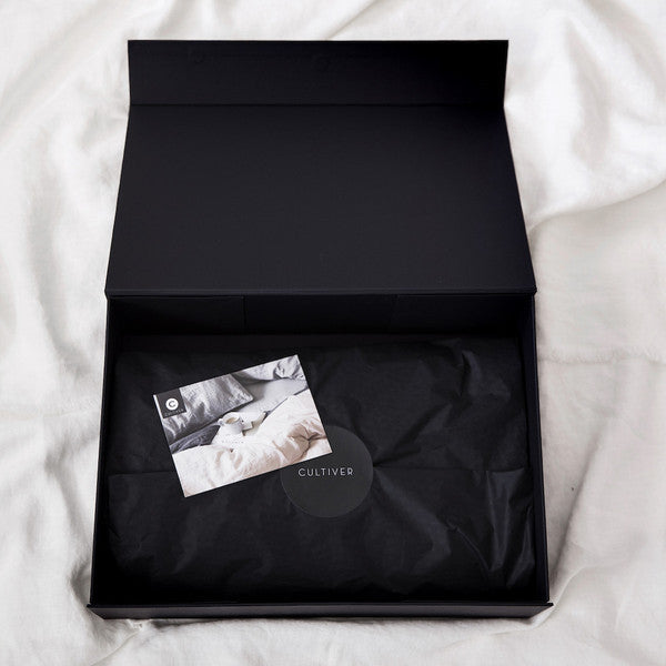 Luxury gift box Cultiver