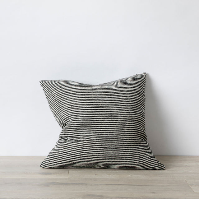 Mira Linen Cushion Cover - Ellis Stripe