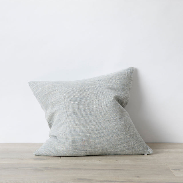 Mira Linen Cushion Cover - Lena Sky