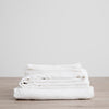 Linen Sheet Set With Pillowcases