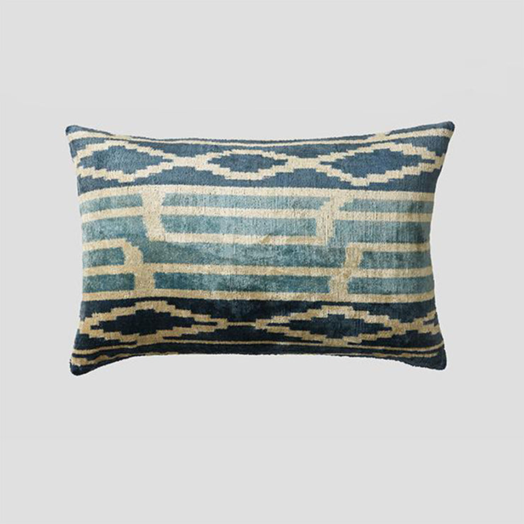 Silk Velvet Cushion - Bolluk