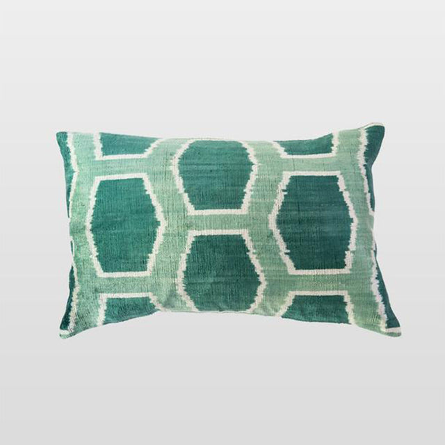 Silk Velvet Cushion - Izma
