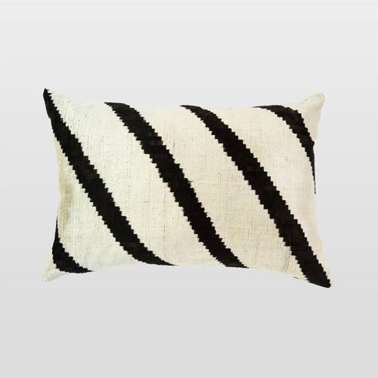 Silk Velvet Cushion - Taraz