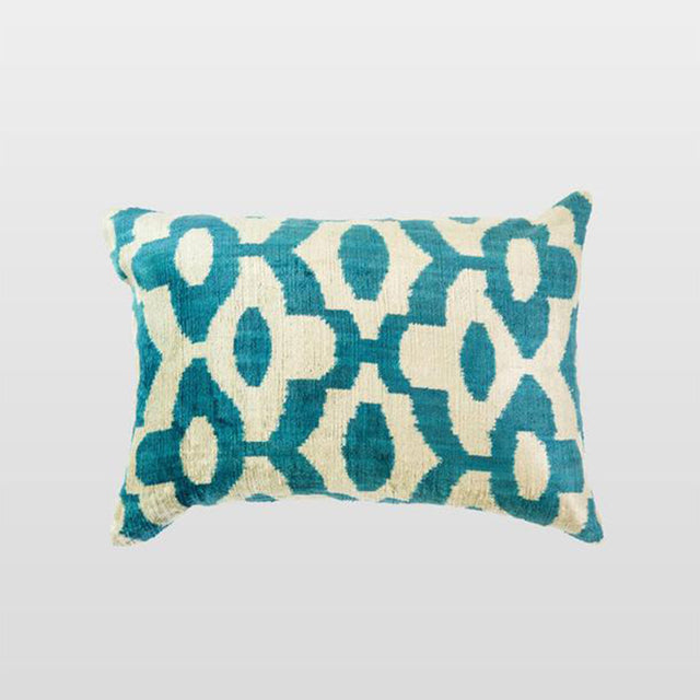 Silk Velvet Cushion - Turu