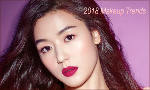 2018 Makeup Trends.. with Korean Cosmetic Options