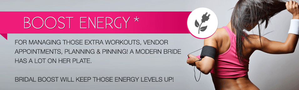 Wedding Vitamin - Increase Energy