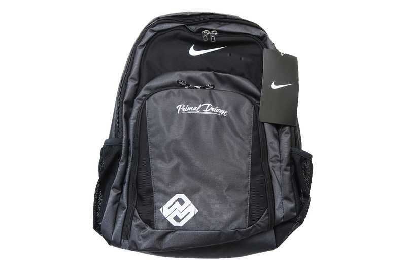 Nike x Primal Driven backpack