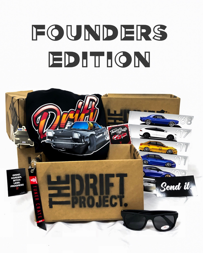 The Drift Project Box