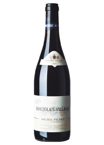 Beaujolais Villages  Michel Picard 375ml