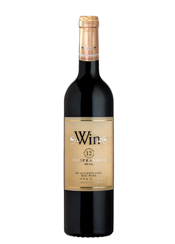 Win-e Tempranillo 12 Meses Sin Alcohol 0%