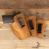 Brown Clip Holster