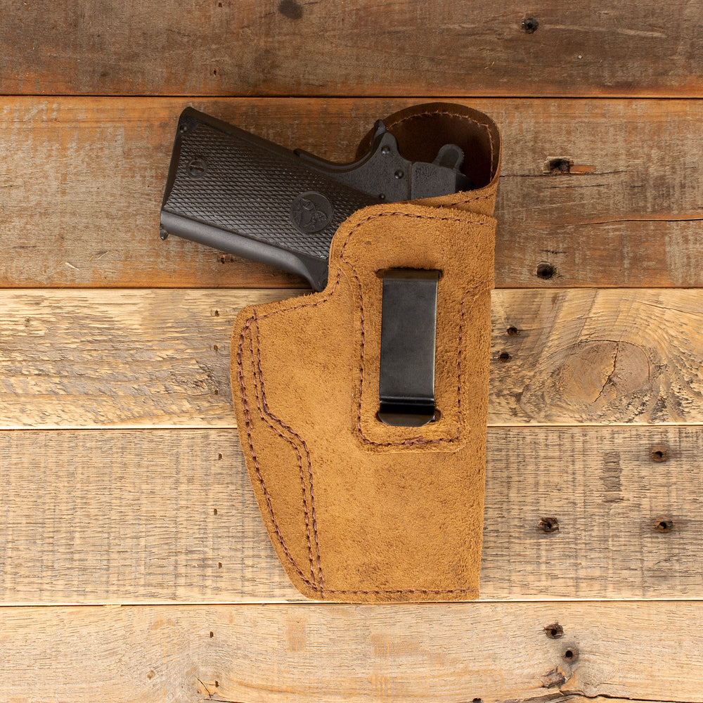 Brown Inside Waistband Holster