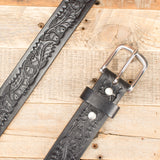 Oak Leaf Embossed Bridle