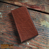 Caramel Brown iPhone 6S Wallet Case