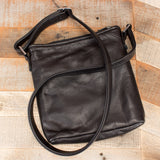 Handmade Black Handbag