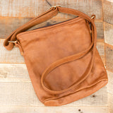 Tan Leather Purse