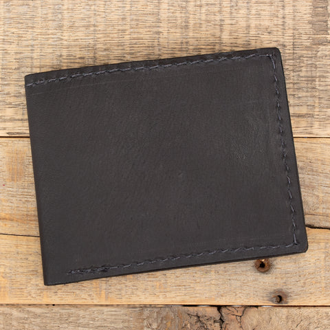 Black Kangaroo wallet