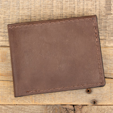 Brown Kangaroo wallet