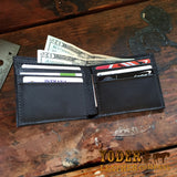 Bison Leather Bifold