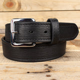 Amish made Bison Belt