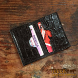 Gator Skin Card Wallet