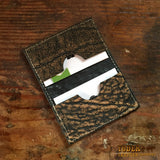 elephant business card wallet