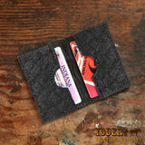 Ostrich Wallet Business Card Case