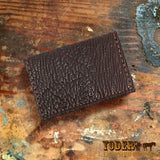 Shark Skin Business Card Wallet