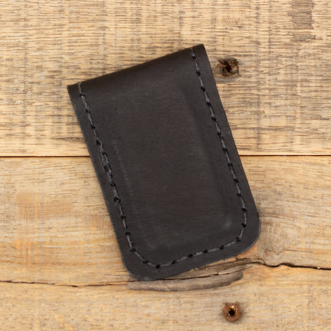 Black Kangaroo Money Clip