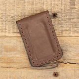 Brown Kangaroo Money Clip