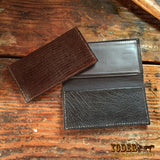 Brown Lizard Checkbook