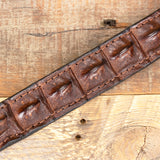 Crocodile Brown Belt