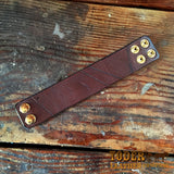 Dark Brown Cuff
