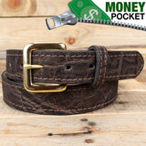 Brown Elephant Belt