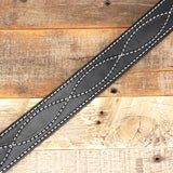 black western work belt