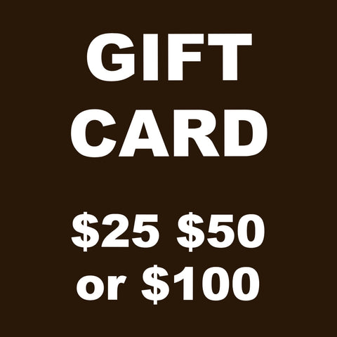 Yoder Leather Gift Card