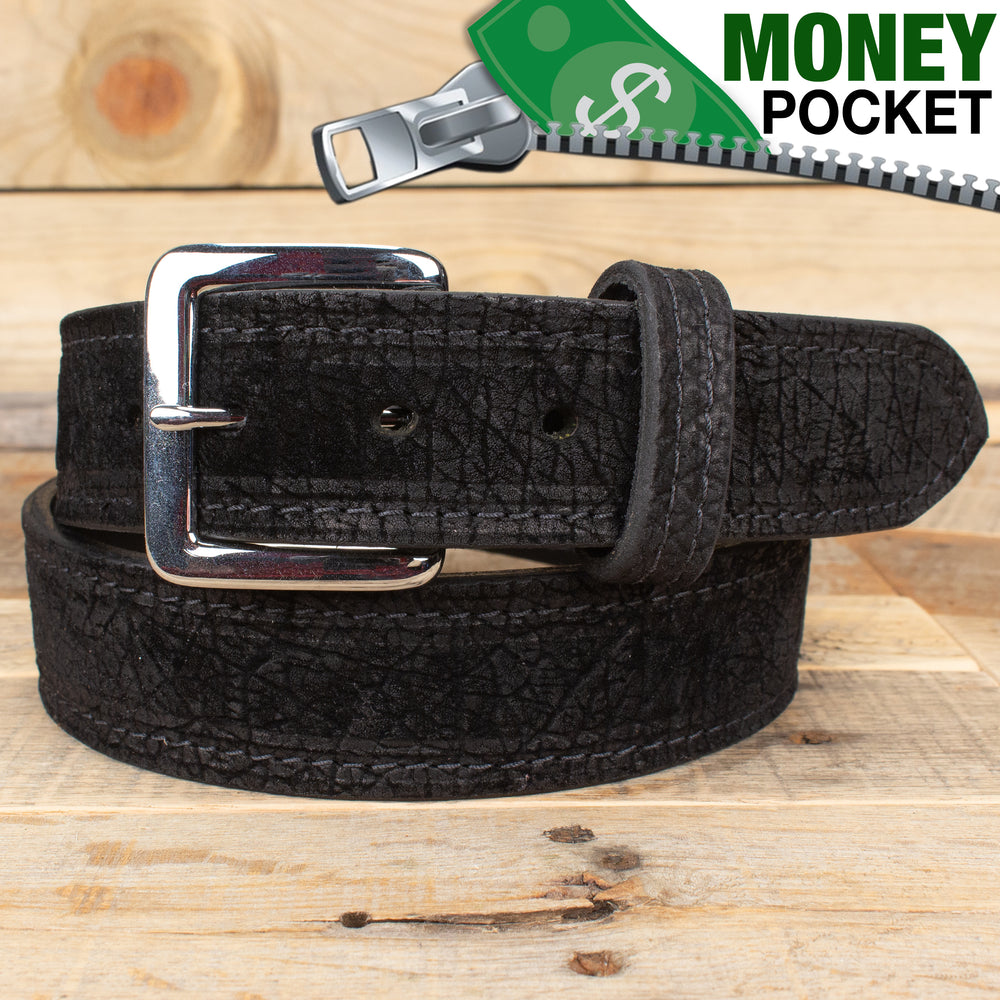 Black Hippo Belt
