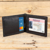 Thin Elephant Hide Wallet