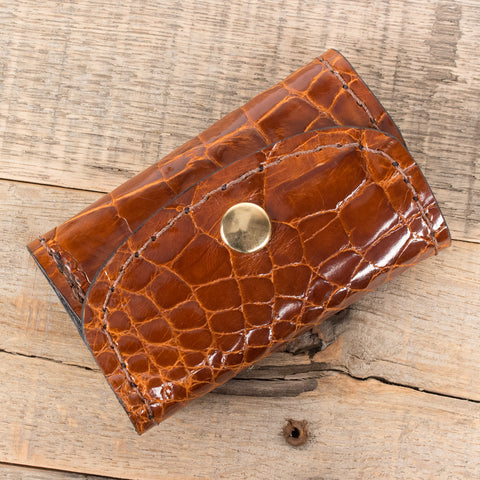 Alligator Leather Holder
