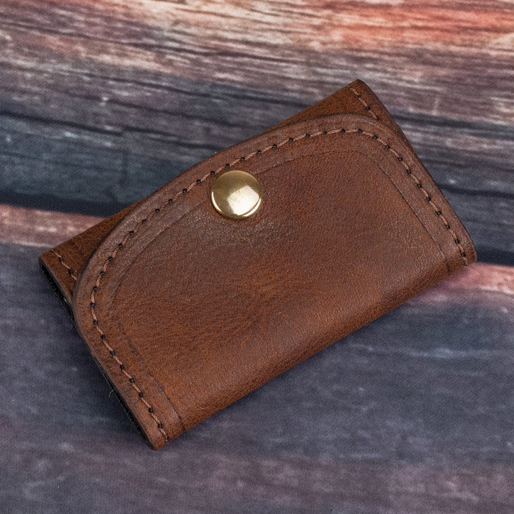 Cowhide leather key holder