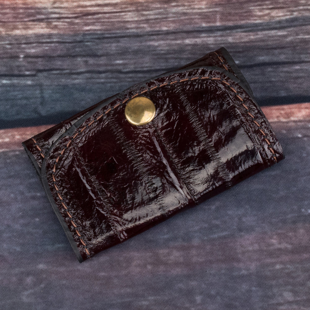 Eel Leather Key Holder