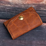 Elephant Leather Holder
