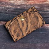 Rustic Brown Elephant Key Holder