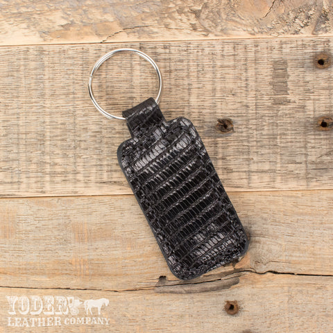 Tegu Lizard Key Fob