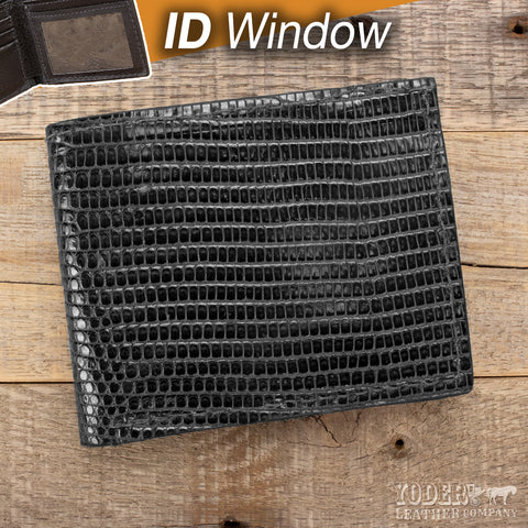 Black Lizard ID Wallet