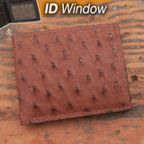Ostrich Wallet with ID Window